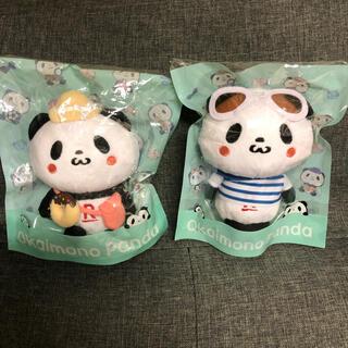 ラクテン(Rakuten)のお買い物パンダ 楽天パンダ ぬいぐるみ(ぬいぐるみ)