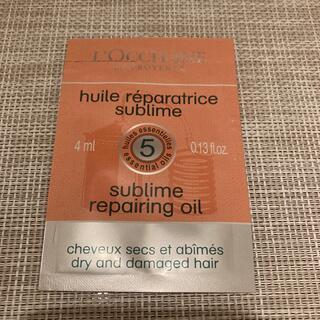 ロクシタン(L'OCCITANE)のロクシタン ファイブハーブス Rカクテルヘアオイル(オイル/美容液)