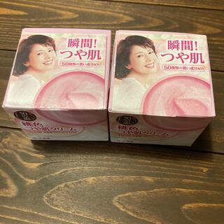 ロートセイヤク(ロート製薬)の50の恵 桃色つや肌クリーム 2個セット(オールインワン化粧品)