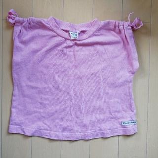 ブリーズ(BREEZE)の子供服 女の子 ノースリーブTシャツ 80(Tシャツ)