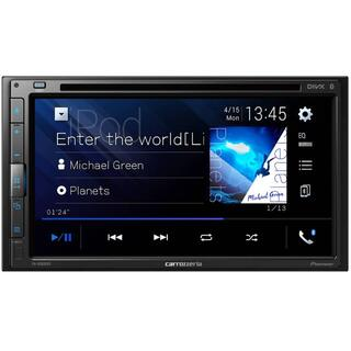 Pioneer - カロッツェリア 【FH-8500DVS】CD/DVD/USB/Bluetooth