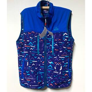 CHUMS - 新品 CHUMS Fleece Vest チャムス フリースベスト M