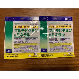 DHC - 【DHC】マルチビタミン&ミネラル 2袋