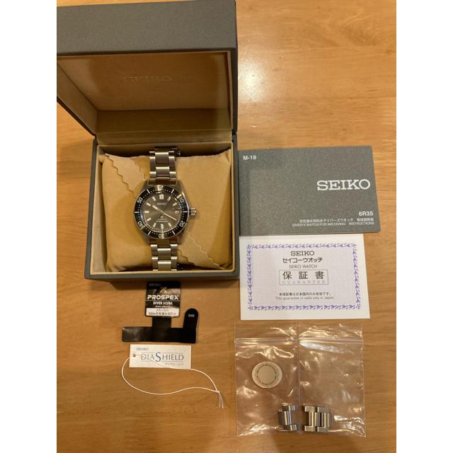 SEIKO(セイコー)のSEIKO PROSPEX SBDC101 メンズの時計(腕時計(アナログ))の商品写真