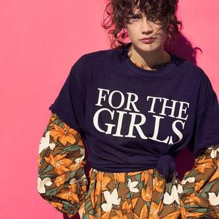 ビューティアンドユースユナイテッドアローズ(BEAUTY&YOUTH UNITED ARROWS)のROKU 6 FOR THE GIRLS Tシャツ(Tシャツ(半袖/袖なし))