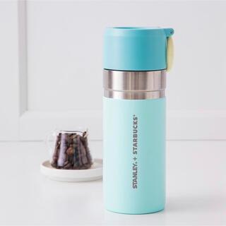 スターバックスコーヒー(Starbucks Coffee)の韓国 スターバックス スタンレー 21バレンタイン ステンレス タンブラー  (容器)
