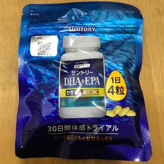 サントリー DHA&EPA   セサミンEX  オリザプラス