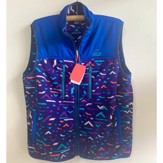 チャムス(CHUMS)の新品 CHUMS Fleece Vest チャムス フリースベスト l(ベスト)