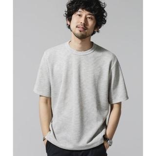 ナノユニバース(nano・universe)のJAPAN MADE ドライタッチニットソー(Tシャツ/カットソー(半袖/袖なし))