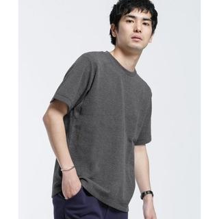 ナノユニバース(nano・universe)のブレンドカラーWジャガードTシャツ(Tシャツ/カットソー(半袖/袖なし))