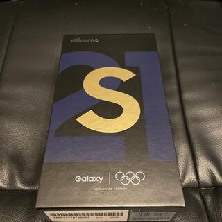 Galaxy - docomo galaxy s21 5G Olympic edition 国内版