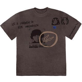ナイキ(NIKE)のCACTUS JACK fragment design 藤原ヒロシ travis(Tシャツ/カットソー(半袖/袖なし))