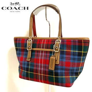 COACH - 【正規品】美品✨COACH コーチ ハンドバッグ