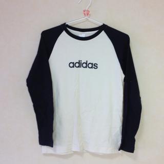 アディダス(adidas)の*adidas Tシャツ(Tシャツ(長袖/七分))