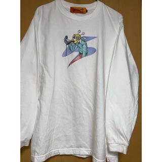 ビームス(BEAMS)のeft alone レフトアローン ロンT Mサイズ(Tシャツ(長袖/七分))