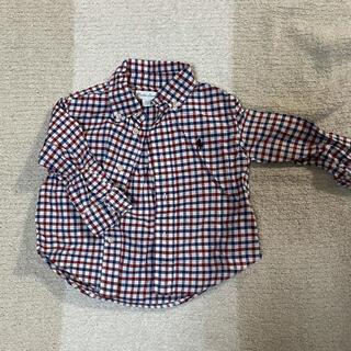 ラルフローレン(Ralph Lauren)のラルフローレン 80 長袖シャツ(シャツ/カットソー)