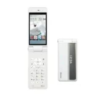 エヌティティドコモ(NTTdocomo)のミモザ様専用 P-01H ホワイト4台(携帯電話本体)