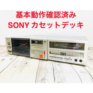 SONY - ★送料無料★ SONY TC-FX6 カセットデッキ 稼働品