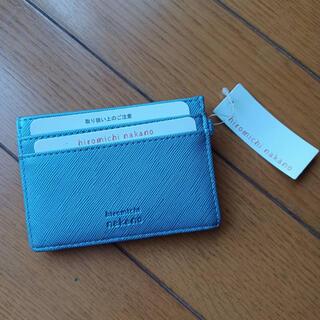 ヒロミチナカノ(HIROMICHI NAKANO)のhiromichi nakano ヒロミチナカノ ミニ財布 ブランド(財布)