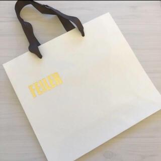 フェイラー(FEILER)の✴︎FEILER✴︎フェイラー ショップ袋.*・゚ (ショップ袋)