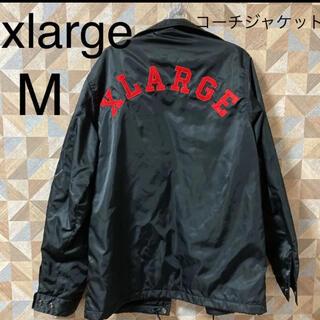 エクストララージ(XLARGE)のxlarge ナイロンジャケット コーチジャケット(ナイロンジャケット)