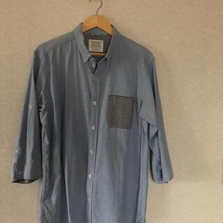 アベイル(Avail)のメンズ 7分袖 シャツ  LL  アベイル(Tシャツ/カットソー(七分/長袖))