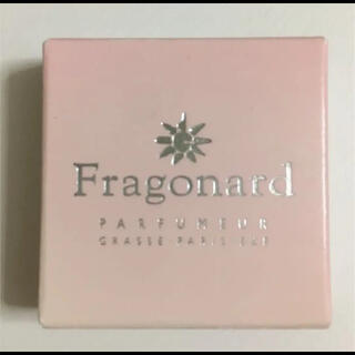 オードオングリー フラゴナール  香水 練り香水 フランス 土産