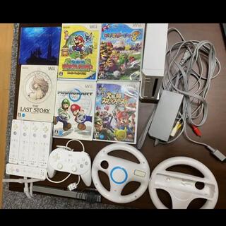 Wii - すぐに遊べるWiiセット(マリカ・スマブラ・マリオパーティ他