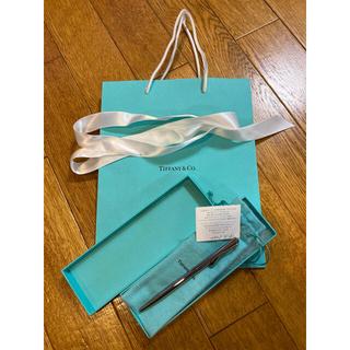 ティファニー(Tiffany & Co.)の【新品未使用】ティファニー エレサ ペルッティ ボールペン(ペン/マーカー)