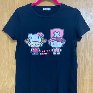 サンリオ(サンリオ)のコラボTシャツ⭐︎サンリオ(Tシャツ(半袖/袖なし))