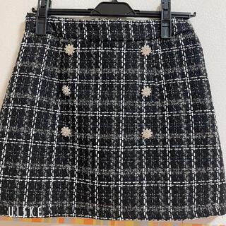 ロジータ(ROJITA)のROJITA ツイードスカート (ミニスカート)