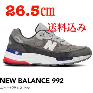 New Balance - ニューバランス new balance M992 AG