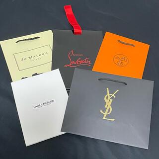 エルメス(Hermes)のHERMES ルブタン その他5枚セット  ショッパー 紙袋(ショップ袋)