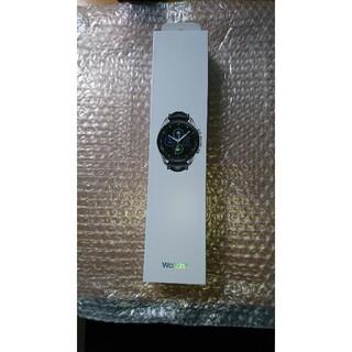 サムスン(SAMSUNG)のGalaxy Watch3 Black SM-R840NZSAXJP 3(その他)