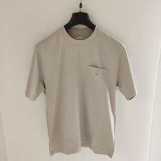DANTON - DANTON|ポケット ロゴTシャツ JD-9041 ダントン