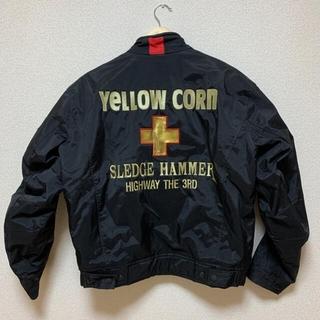 イエローコーン(YeLLOW CORN)のイエローコーン YeLLOWCORN ジャケット L(装備/装具)