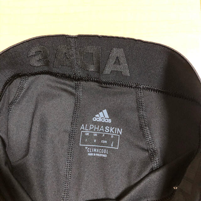 adidas(アディダス)のアディダス レディース スパッツ Sサイズ スポーツ/アウトドアのランニング(ウェア)の商品写真