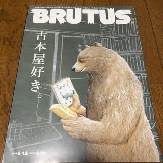 BRUTUS (ブルータス) 2013年 6/15号
