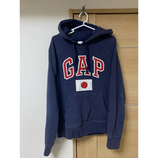 GAP - [最終値下げ‼︎]GAP ギャップ 日本国旗 パーカー