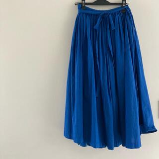 ミナペルホネン(mina perhonen)のpool いろいろの服 スカート(ロングスカート)