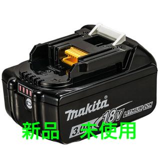 マキタ(Makita)の2個セット マキタ純正新品未使用 18vバッテリー (バッテリー/充電器)