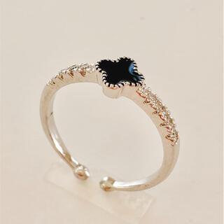 エイミーイストワール(eimy istoire)のお花 リング 指輪 韓国(リング(指輪))
