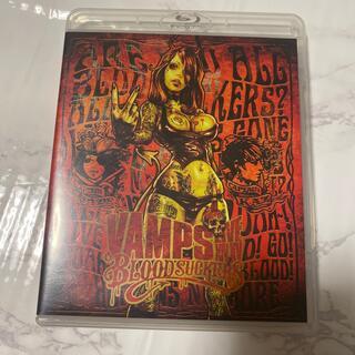 ラルクアンシエル(L'Arc~en~Ciel)のVAMPS LIVE 2015 BLOODSUCKERS Blu-ray(ミュージック)