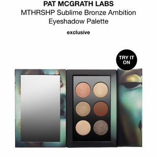セフォラ(Sephora)のPat Mcgrath Bronze ambition アイシャドウ パレット (アイシャドウ)