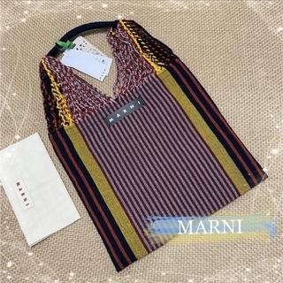Marni - 新色入荷✨Marni❤︎マルニ ハンモックバッグ