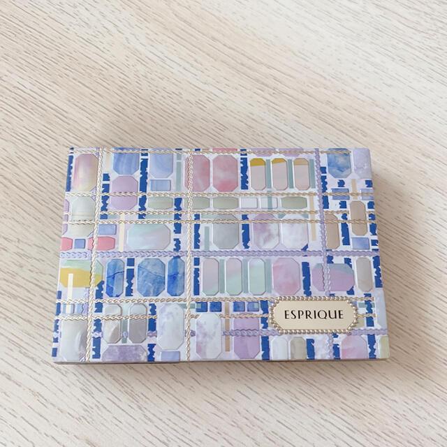 ESPRIQUE(エスプリーク)のエスプリーク シンクロフィットパクト ケースのみ ファンデーションケース コスメ/美容のスキンケア/基礎化粧品(その他)の商品写真