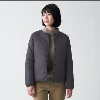ムジルシリョウヒン(MUJI (無印良品))の新品 ポケッタブルダウンジャケット S(ダウンジャケット)