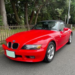 ビーエムダブリュー(BMW)のBMWZ3❗️車検タップリ❗️オータムキャンペーンにて高価買取り・交換可能‼️(車体)