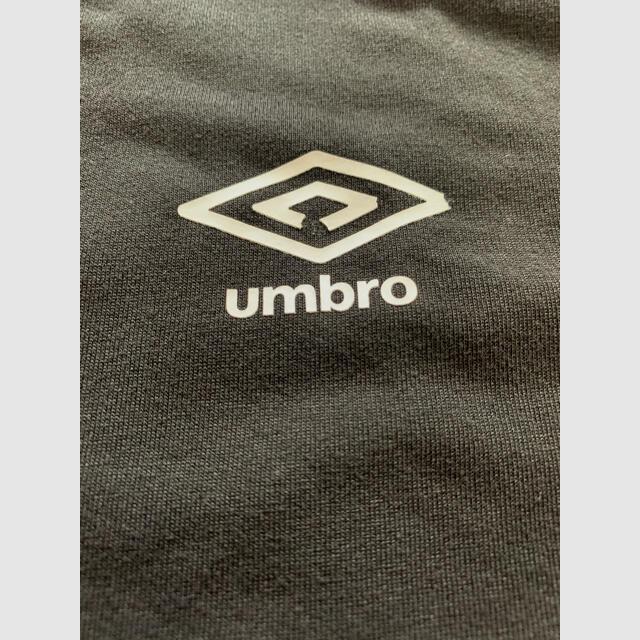 UMBRO(アンブロ)の美品 アンブロ Tシャツ  スタンダード クルーネック キッズ 150 スポーツ/アウトドアの野球(ウェア)の商品写真