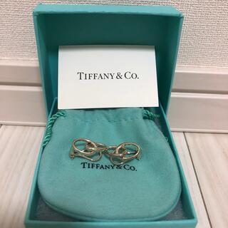 Tiffany & Co. - 【最終値下げ】ティファニー イヤリング エルサ ペレッティ ダブルループ 正規品